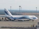 くまのんさんが、中部国際空港で撮影したヴォルガ・ドニエプル航空 An-124-100 Ruslanの航空フォト(写真)