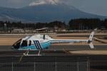 アルバトロス2さんが、鹿児島空港で撮影したベルヘリコプター 505 Jet Ranger Xの航空フォト(写真)
