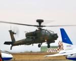 ザキヤマさんが、築城基地で撮影した陸上自衛隊 AH-64Dの航空フォト(写真)
