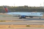 HideMasa-Okaさんが、成田国際空港で撮影したデルタ航空 A350-941XWBの航空フォト(写真)