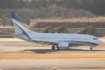 HideMasa-Okaさんが、成田国際空港で撮影した現代自動車 737-7GE(BBJ)の航空フォト(写真)