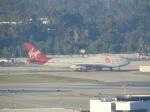けーぶんさんが、ロングビーチ空港で撮影したヴァージン・ギャラクティック 747-41Rの航空フォト(写真)