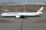 たみぃさんが、羽田空港で撮影した日本航空 777-346/ERの航空フォト(写真)