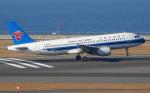 せせらぎさんが、中部国際空港で撮影した中国南方航空 A320-214の航空フォト(写真)