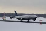 GRX135さんが、新千歳空港で撮影したチャイナエアライン A330-302の航空フォト(写真)