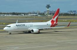 amagoさんが、シドニー国際空港で撮影したジェットコネクト 737-838の航空フォト(飛行機 写真・画像)