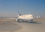 cornicheさんが、キング・アブドゥルアジズ国際空港で撮影したサウディア MD-11Fの航空フォト(写真)