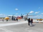 atiiさんが、ナコンパノム空港で撮影したノックエア DHC-8-402Q Dash 8の航空フォト(写真)