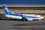 ばっきーさんが、羽田空港で撮影した全日空 737-781の航空フォト(写真)