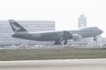 KIMISTONERさんが、台湾桃園国際空港で撮影したキャセイパシフィック航空 747-867F/SCDの航空フォト(写真)