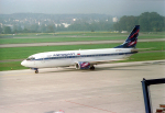 TRAVAIRさんが、チューリッヒ空港で撮影したアエロフロート・ロシア航空 737-4M0の航空フォト(写真)