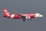 xingyeさんが、香港国際空港で撮影したエアアジア A320-251Nの航空フォト(写真)