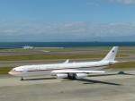 micchanさんが、中部国際空港で撮影したドイツ空軍 A340-313Xの航空フォト(飛行機 写真・画像)