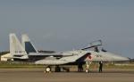 おかげ犬さんが、八戸航空基地で撮影した航空自衛隊 F-15J Eagleの航空フォト(写真)