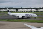 OMAさんが、成田国際空港で撮影したフィンエアー A350-941XWBの航空フォト(飛行機 写真・画像)