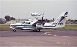 ハミングバードさんが、名古屋飛行場で撮影した日本個人所有 LA-250 Renegadeの航空フォト(写真)
