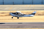 yabyanさんが、名古屋飛行場で撮影した共立航空撮影 T206H Turbo Stationair TCの航空フォト(飛行機 写真・画像)