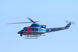 yabyanさんが、中部国際空港で撮影した愛知県警察 412EPの航空フォト(飛行機 写真・画像)