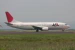 やつはしさんが、仙台空港で撮影したJALエクスプレス 737-446の航空フォト(写真)