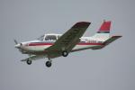 やつはしさんが、仙台空港で撮影した日本個人所有 PA-28-161 Cadetの航空フォト(飛行機 写真・画像)