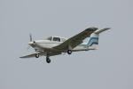 やつはしさんが、仙台空港で撮影した日本個人所有 PA-28RT-201T Turbo Arrow IVの航空フォト(飛行機 写真・画像)