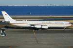 T.sさんが、羽田空港で撮影したドイツ空軍 A340-313Xの航空フォト(写真)