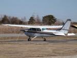 51ANさんが、大利根飛行場で撮影した日本モーターグライダークラブ 172P Skyhawk IIの航空フォト(写真)