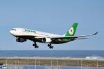 妄想竹さんが、仙台空港で撮影したエバー航空 A330-203の航空フォト(写真)