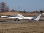 51ANさんが、大利根飛行場で撮影した日本モーターグライダークラブ G109Bの航空フォト(写真)