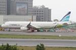 KIMISTONERさんが、台湾桃園国際空港で撮影したエアプサン A321-231の航空フォト(写真)