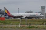 7KAIさんが、仙台空港で撮影したアシアナ航空 A321-231の航空フォト(写真)
