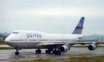 jjieさんが、北京首都国際空港で撮影したユナイテッド航空 747-422の航空フォト(写真)