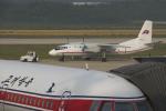 海馬沢瀬戸さんが、平壌・順安国際空港で撮影した高麗航空 An-24RVの航空フォト(写真)