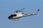 yabyanさんが、名古屋飛行場で撮影した日本個人所有 AS350B3 Ecureuilの航空フォト(飛行機 写真・画像)