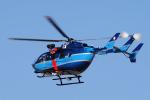 yabyanさんが、名古屋飛行場で撮影した千葉県警察 BK117C-2の航空フォト(写真)