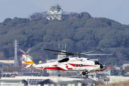 yabyanさんが、名古屋飛行場で撮影した海上自衛隊 USH-60Kの航空フォト(飛行機 写真・画像)