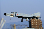 yabyanさんが、名古屋飛行場で撮影した航空自衛隊 F-4EJ Phantom IIの航空フォト(飛行機 写真・画像)
