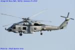 Chofu Spotter Ariaさんが、厚木飛行場で撮影したアメリカ海軍 MH-60R Seahawk (S-70B)の航空フォト(写真)