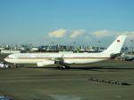 White Pelicanさんが、羽田空港で撮影したドイツ空軍 A340-313Xの航空フォト(写真)