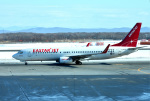 mojioさんが、新千歳空港で撮影したイースター航空 737-86Nの航空フォト(写真)