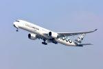 まいけるさんが、スワンナプーム国際空港で撮影したエアバス A350-1041の航空フォト(写真)
