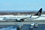 mojioさんが、新千歳空港で撮影した全日空 737-881の航空フォト(写真)