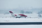 N.Naokiさんが、旭川空港で撮影したホンダ・エアクラフト・カンパニー HA-420の航空フォト(写真)