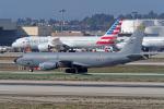 LAX Spotterさんが、ロサンゼルス国際空港で撮影したアメリカ空軍 KC-135R Stratotanker (717-148)の航空フォト(写真)