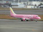 767さんが、名古屋飛行場で撮影したフジドリームエアラインズ ERJ-170-200 (ERJ-175STD)の航空フォト(写真)