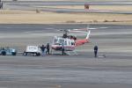Koenig117さんが、名古屋飛行場で撮影した青森県防災航空隊 412EPIの航空フォト(写真)