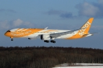 ウッディーさんが、新千歳空港で撮影したスクート 787-9の航空フォト(写真)