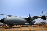 ★azusa★さんが、シンガポール・チャンギ国際空港で撮影したマレーシア空軍 A400Mの航空フォト(写真)