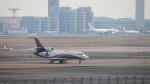 ハム太郎。さんが、羽田空港で撮影したヤーリアン・ビジネスジェット Falcon 7Xの航空フォト(写真)