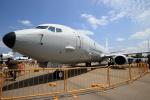 ★azusa★さんが、シンガポール・チャンギ国際空港で撮影したオーストラリア空軍 P-8A (737-8FV)の航空フォト(写真)